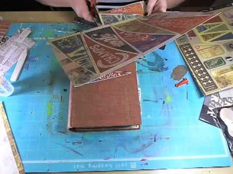 All Star Memory book box with Jamie Dougherty Prima Marketin