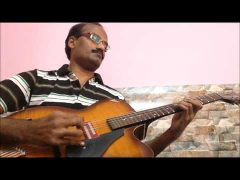Afghan jalebi Guitar Instrumental solo