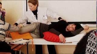Yarı Yan ( Sims ) Hasta Pozisyonu 2