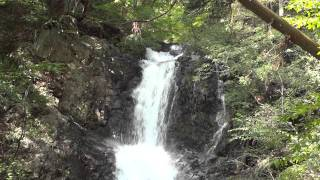 寂光の滝(栃木県日光市)