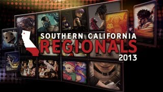 Socal Regionals 2013 - Virtua Fighter 5 Final Showdown - Top 4