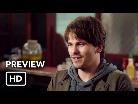 Kevin (Probably) Saves the World (ABC) First Look HD - Jason Ritter series