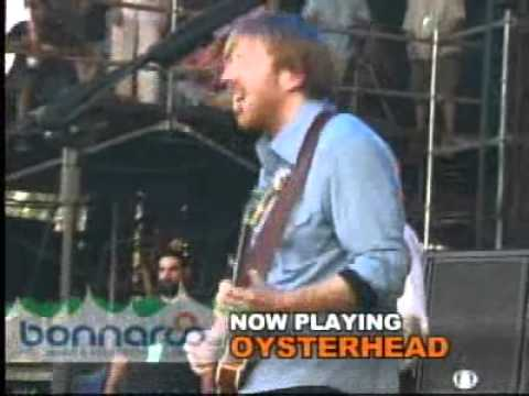 OysterHead - Psuedo Suicide [LIVE @ BONNAROO]