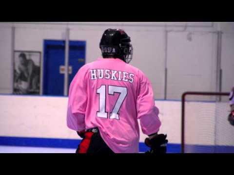 2012-13 Northeastern Huskies Road To Nationals Pt. 1
