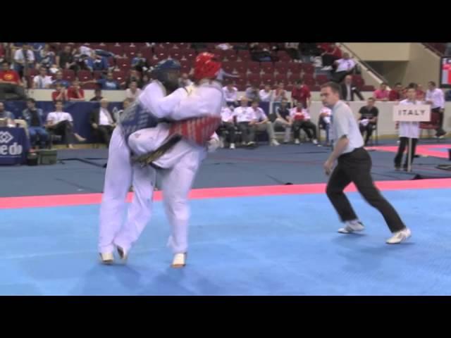 Taekwondo - Carlo Molfetta Campione Olimpico!