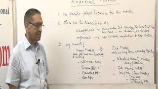 Financial Markets (BBA, MBA) Lecture by Mr. B.K.Jain(, 2013-06-20T08:15:29.000Z)
