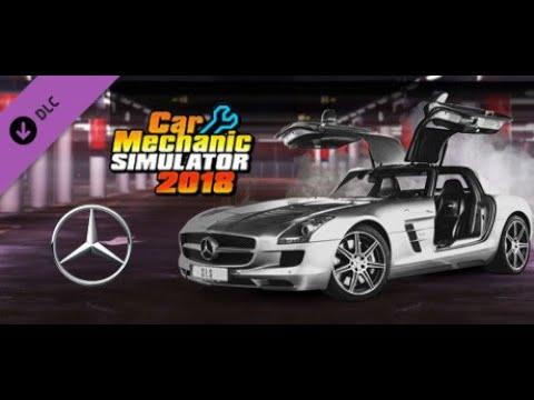 Car Mechanic Simulator 2018 Mercedes Benz Cheat Engine Table [  Unlimited Money ]