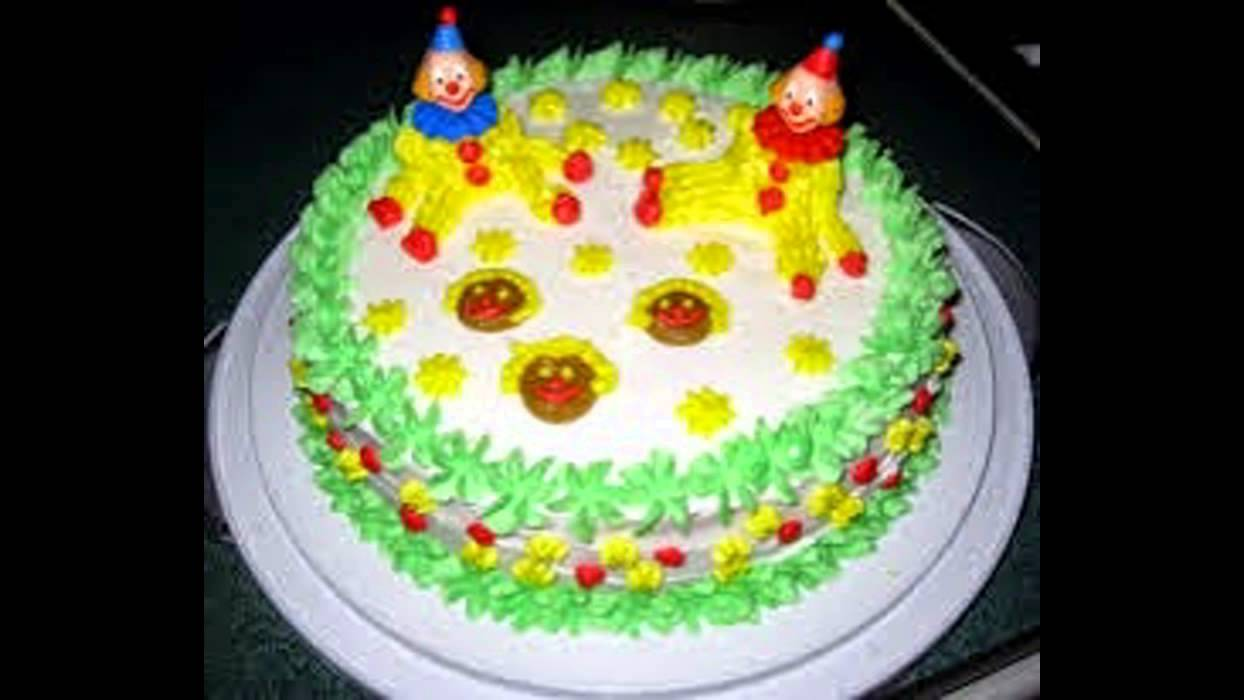 Kids cake recipes YouTube