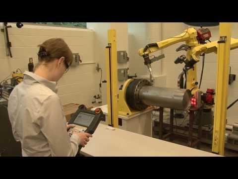 MT AMBASSADOR  Sarah Gambill - Welding Engineer