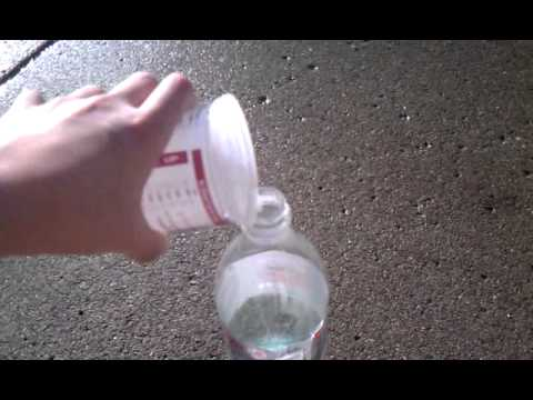 how to make foam science experiment