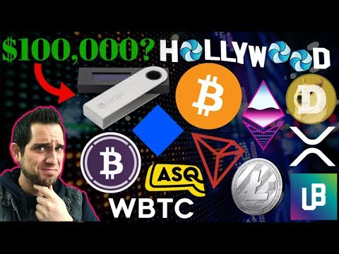 WTF is $WBTC?!? Ledger Found with $100,000 in Crypto! $HPB Goes to Hollywood 🤩 🚀
