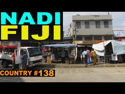 A Tourist's Guide to Nadi, Fiji
