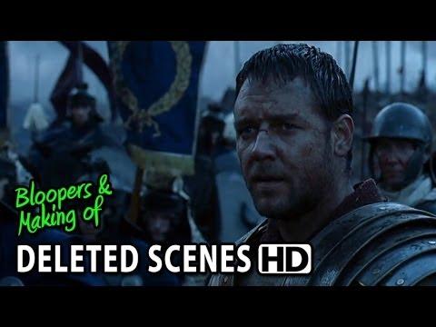 Gladiator (2000) Deleted, Extended & Alternative Scenes #2