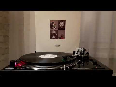 Pet Shop Boys - Being Boring (On Vinyl Record)