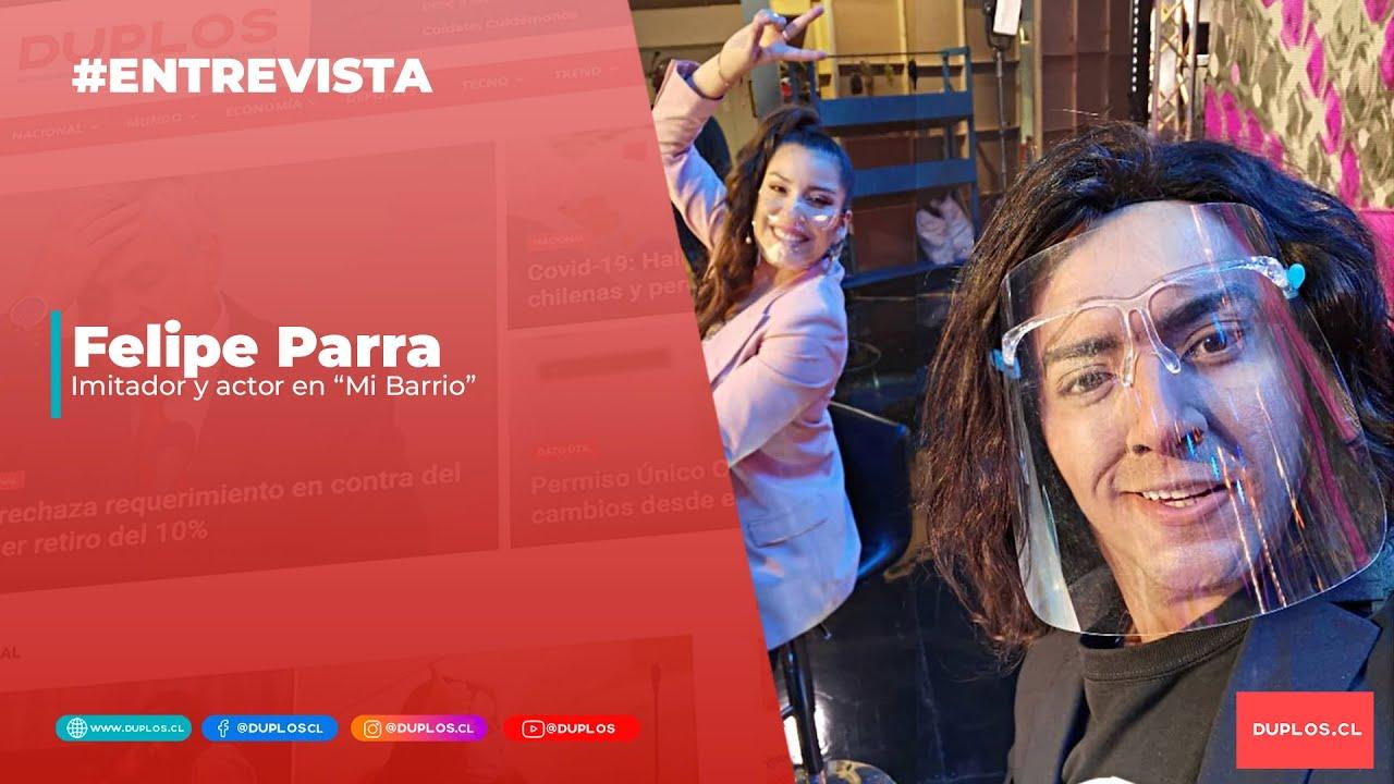 #Entrevista   Felipe Parra