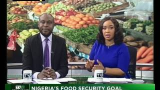 Nigeria's Food Security Goal