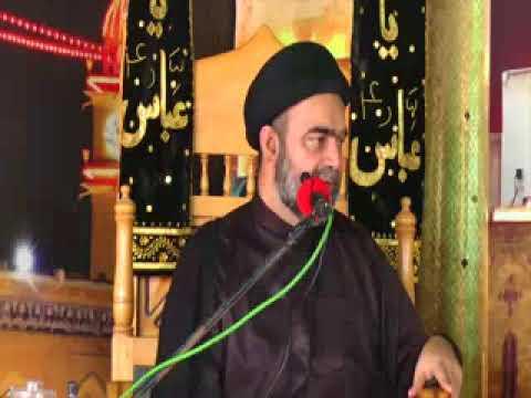 02 Majlis 02 Muharram 1439 2017 Maulana Mohammad Ali Naqvi