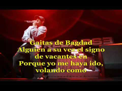 Eminem  Bagpipes From Baghdad Mejor Traducido al Español Relapse 2009
