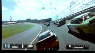 gt5 nascar special event daytona last two laps level 21 advanced gold with abs on 1