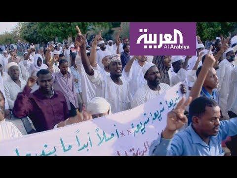 تيار نصرة الشريعة يرفض الاتفاق بين المجلس الانتقالي السوداني وقوى الحرية والتغيير