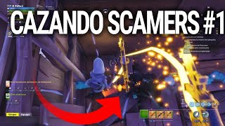 [Hunting Scammers #1] The most xulo Fortnite Save the World