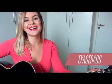 Exagerado | Cazuza | Cover Carina Mennitto