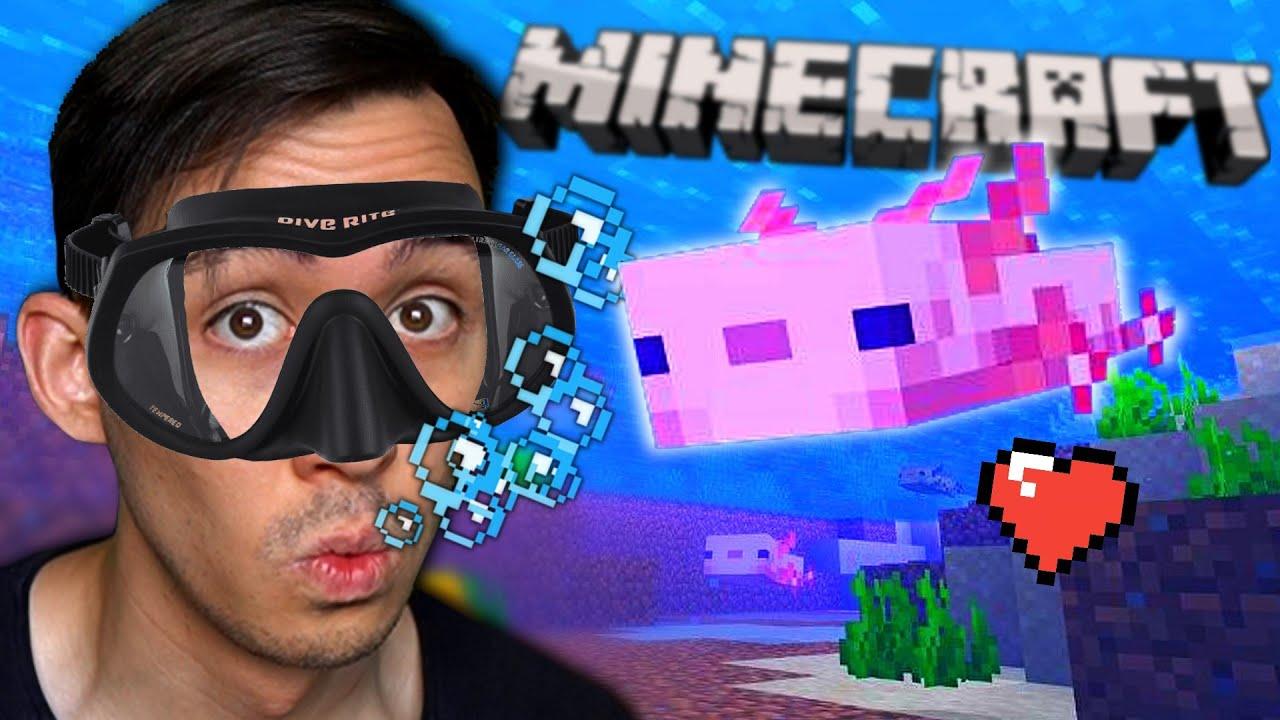 Löysin UUDEN YSTÄVÄN Minecraftissa!