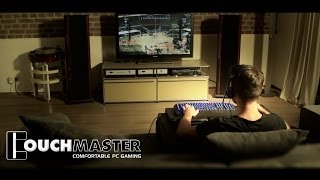 COUCHMASTER® - Comfortable PC Gaming - EN