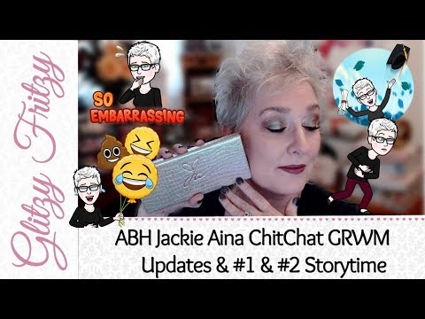 💄Chatty GRWM Using ABH Jackie Aina 🏠💄🤢 🎓 thumbnail