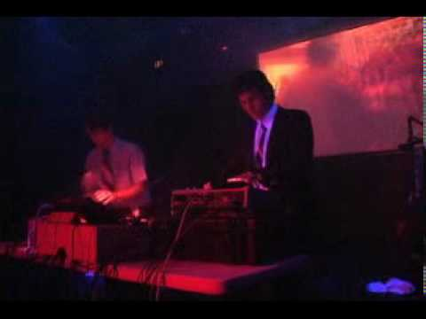 Broker/Dealer (live) w/ video by Del Ray @ DNA Lounge in 2002