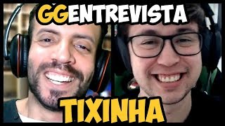 GGEntrevista TIXINHA - Comentarista de LEAGUE of LEGENDS