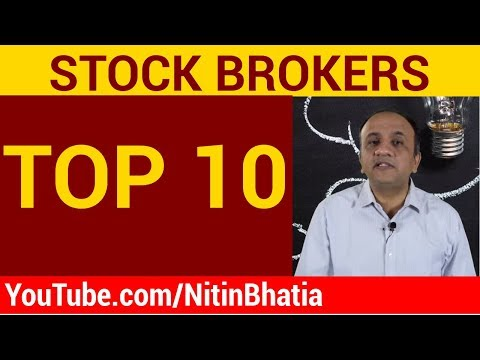 Top 10 Stock Brokers in India (HINDI)