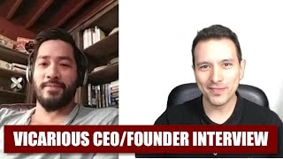 Daydream District Interview: Vicarious Founder/CEO JM Yujuico
