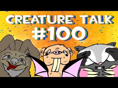 Creature Talk Ep100 SPECIAL 4/26/14 Video Podcast