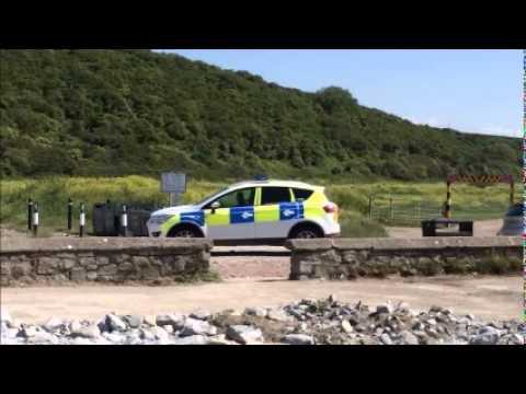 Woman, 23, dies in Llantwit Major beach rock fall