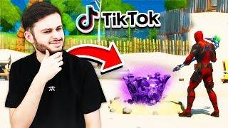 J'ai testé les meilleures astuces Fortnite de TikTok... (ça fonctionne)