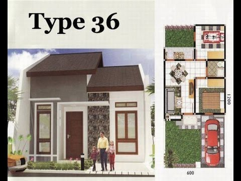 Minimalis Home Design Type 36 72 Youtube