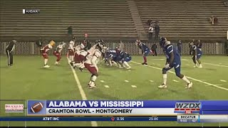 Mississippi beats Alabama 24-20 in the 2018 all-star football game (Highlights)