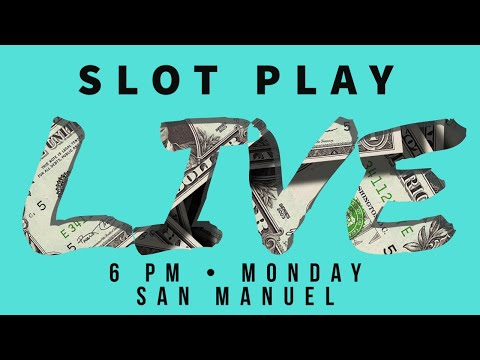 🔴 SLOT PLAY 🗓 Monday with The Mensez 🎰