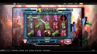 СуперБет в игровом автомате JudgeDredd