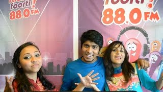 Tawsif Mahbub wants to be a RJ! - Radio Foorti (Friendship Day Special)