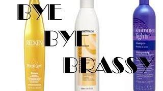Bye Bye Brassy Hair Thumbnail