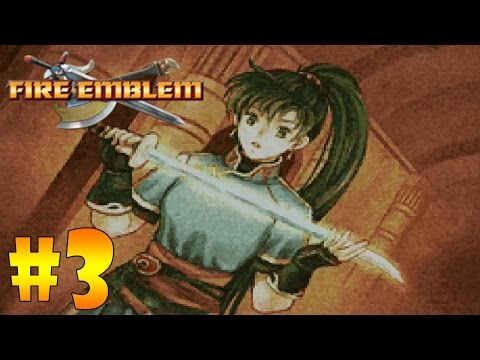 "Fire Emblem Blazing Sword| Walkthrough Español | Parte 3 ""La espada de los espiritus"""