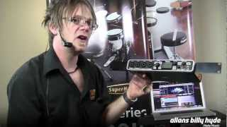Roland UA-1010 Octa-Capture & UA-55 Quad Capture USB Audio Interface