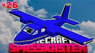 ULTRA FLIEGER?! - Minecraft Spasskasten #26 [Deutsch/HD]