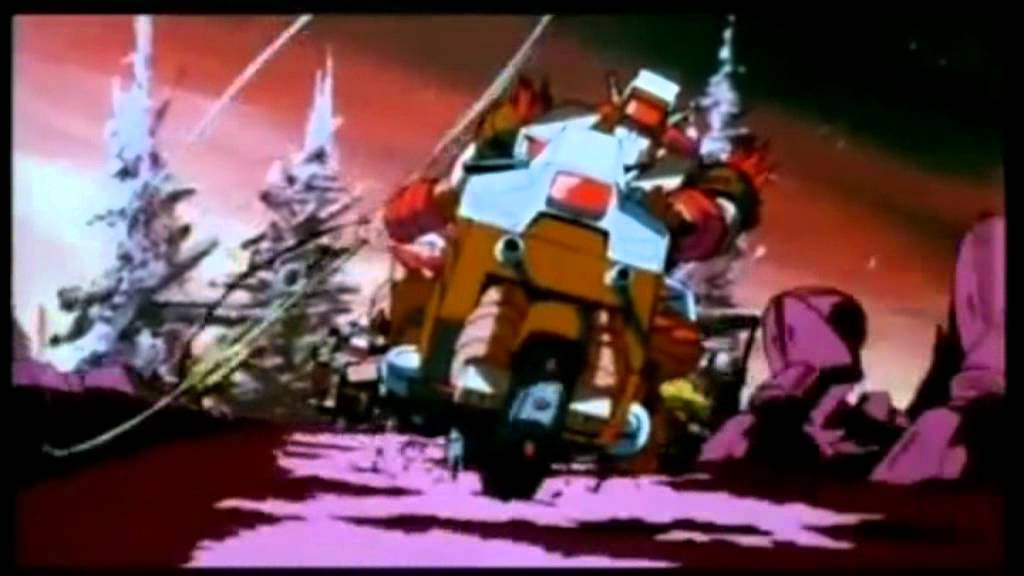 Transformers The Movie 1986 Trailer German Subbed / Deutscher Untertitel