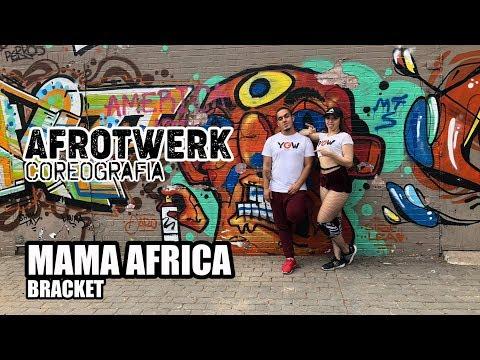 AFROTWERK CHOREOGRAPHY by Yohanna Almagro & Jack Gómez | Mama Africa - Bracket