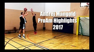 Andrej Mangold ProAm Highlights 2017