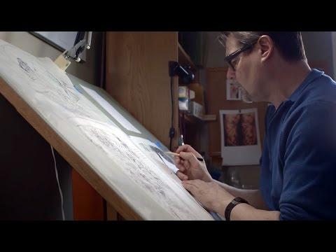 Sindarin — The Art of Ted Nasmith