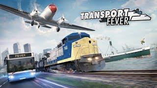 Обзор Transport Fever. Обучение